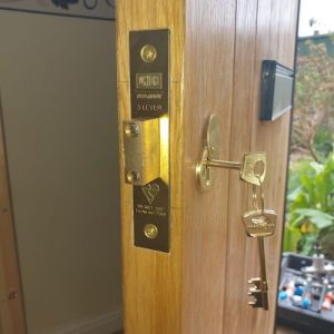 New locks fitted by City Locksmiths Gwent & Newport