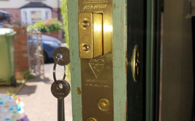 Home Security Lock Replacement Newport