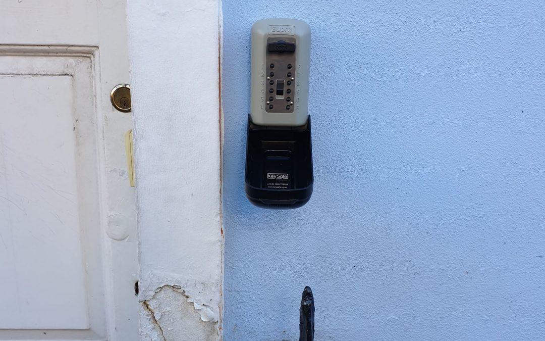 Police Approved Key Safe