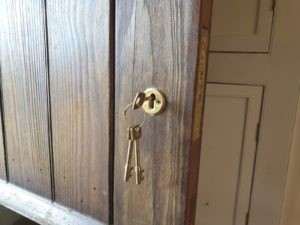 new locks installed by City Locksmiths in Newport & Gwent