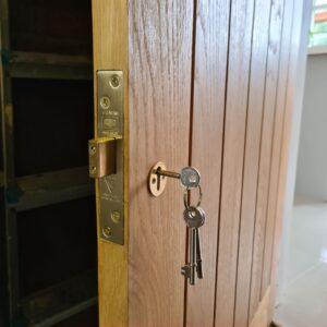 new mortice lock caerleon