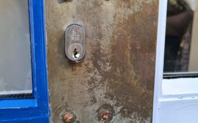 Emergency Lock Replacement in Newport