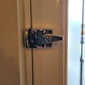 Lock Upgrade in Rogerstone